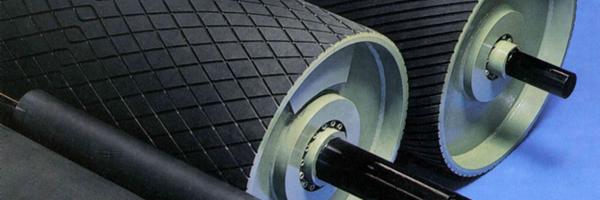 Uciesse articoli tecnici - rivestimento rulli in gomma