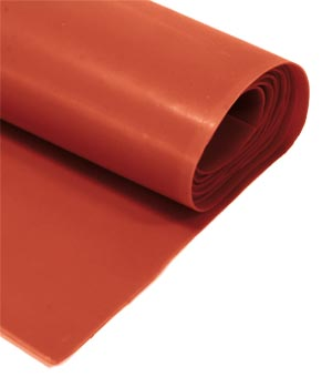 Gomma silicone rosso Uciesse